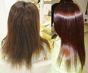 沖縄縮毛矯正上手い美毛サロン美髪矯正シルクレッチ