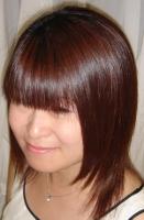 美髪矯正シルクレッチ髪質改善を目的とした技術アフター