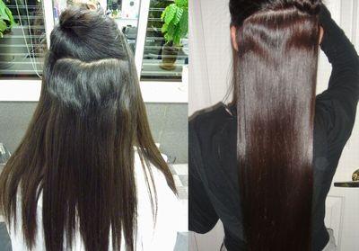 縮毛矯正の頻度