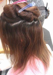 川崎 縮毛矯正上手い高レベルの技術を提供、ビフォー