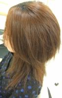 国府台No.1縮毛矯正 最新髪質改善効果では美髪矯正シルクレッチ®