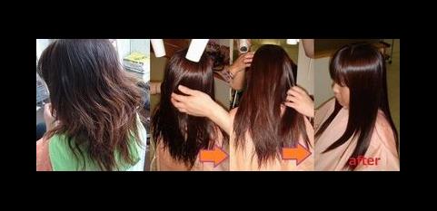 本厚木NO.1縮毛矯正は髪質改善レベルに達した技術