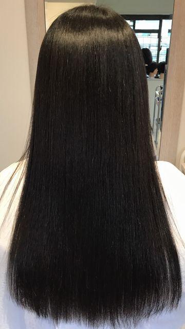 大田区蒲田美髪矯正No1髪質改善力の縮毛矯正エンパニ技術