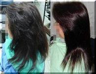 海老名NO.1縮毛矯正 髪質改善効果がある美髪矯正シルクレッチ®