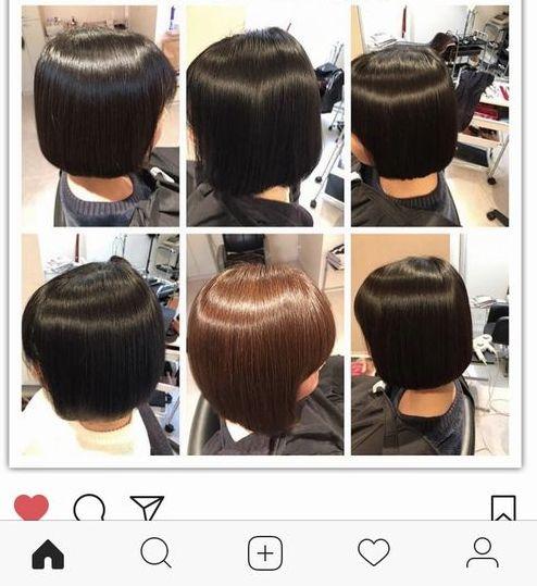 渋谷美髪整形ストレート最新|毛髪が劇的に変わるエンパニ®美髪整形現象