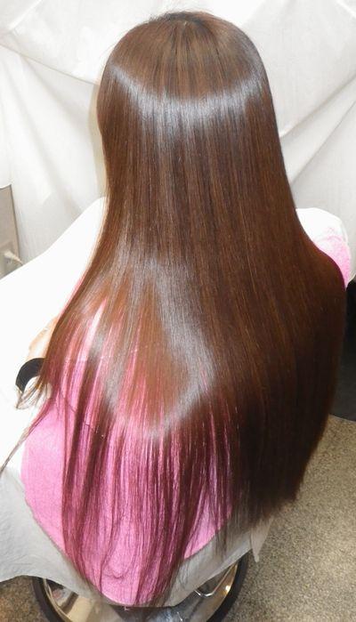 青森美髪矯正NO.1髪質改善効果 縮毛矯正進化バージョン