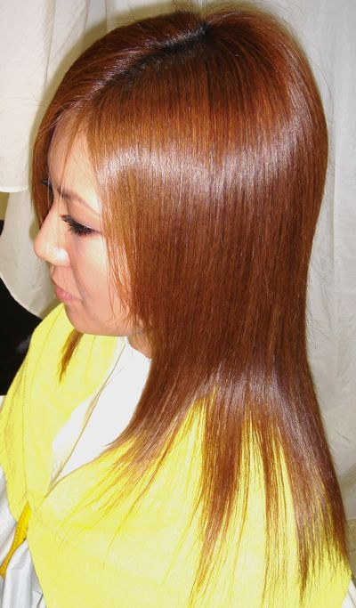 中央林間縮毛矯正|縮毛矯正後乾かすだけが証明美髪髪質改善の証エンパニ®