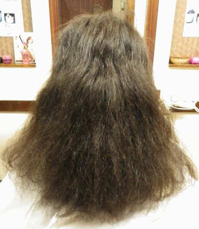 愛媛縮毛矯正NO.1髪質改善効果の高い美髪技術