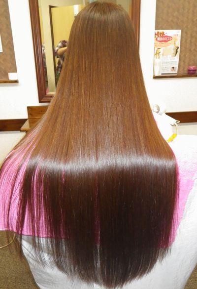 究極の極美縮毛矯正による極美改善とは!日本一美髪矯正公式