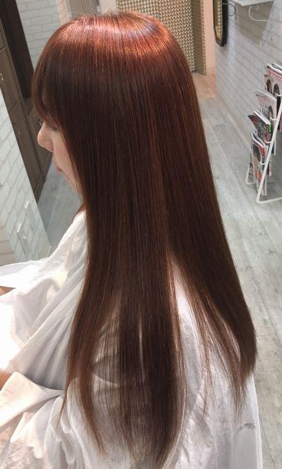 秋田NO.1縮毛矯正は最新美髪縮毛矯正の最新髪質改善能力