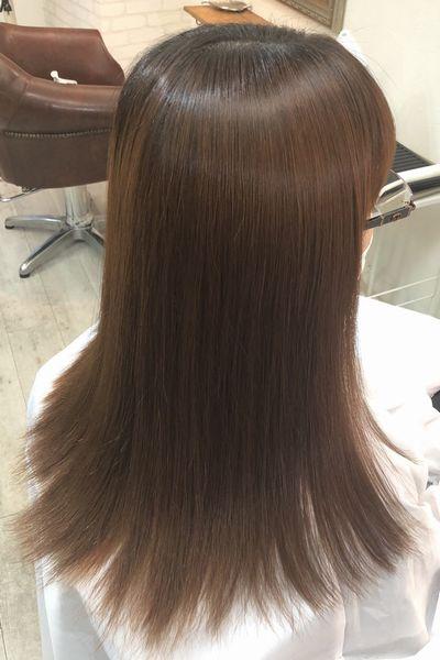縮毛矯正2020年最新【新宿美髪革命】ノートリが実力の証し美髪矯正