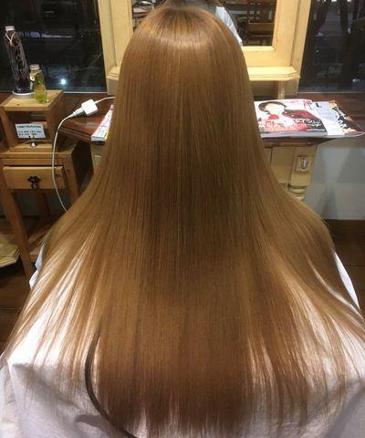 毛髪結合強化とは|美髪縮毛矯正2019最新情報
