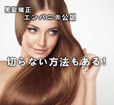 美髪専門店の圧倒的な実力上手い縮毛矯正の美髪効果